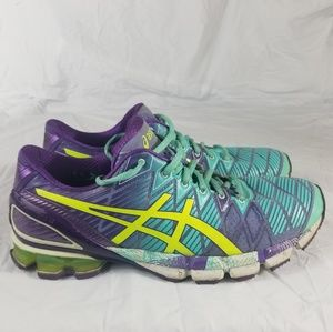 Asic Gel Kensei 5 Size 11.5 Womens Running Shoes